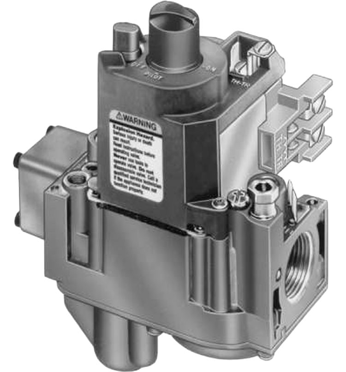 Honeywell VR8300A3500 Honeywell VR8300A3500 24 Vac Dual Standing Pilot Gas Valve