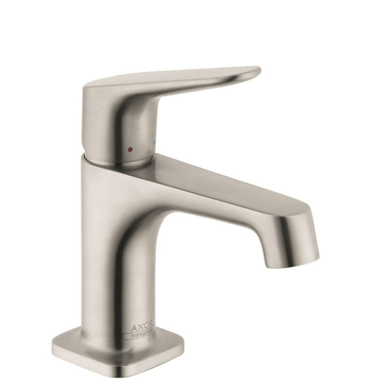 Axor 34016821 Axor 34016821 Citterio Brushed Nickel Single Handle Lavatory Faucet