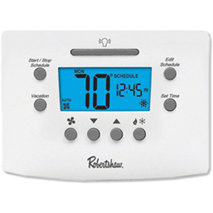 Robertshaw Rs6110 Programmable Thermostat Plumbersstock