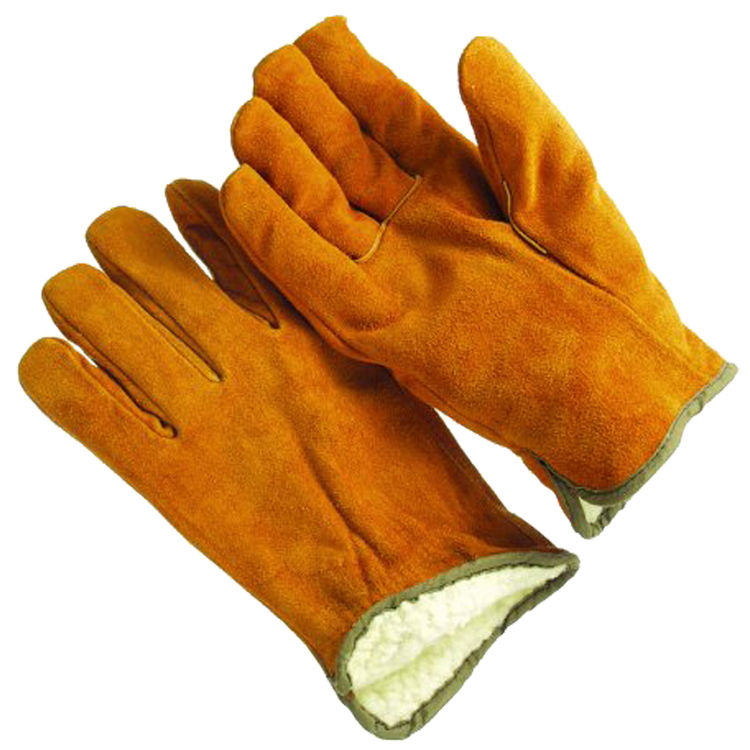 Seattle Glove 9-3210P-L Large Leather Insulated Glove