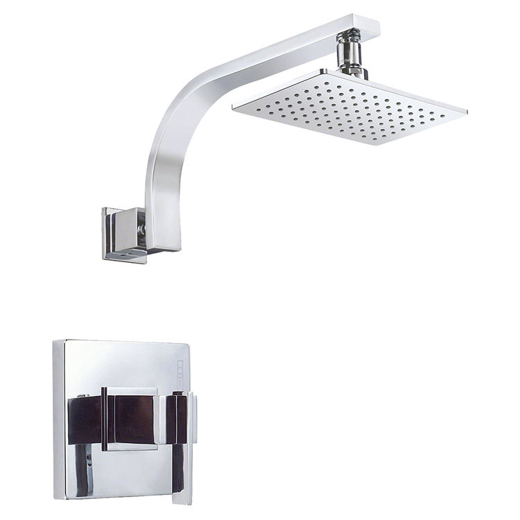 View 2 of Danze D510544T Danze D510544T Chrome Sirius Shower Trim Kit Only, 2.5 GPM