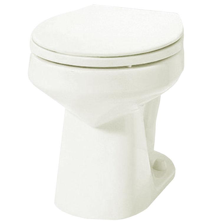 Mansfield 4137-BONE Mansfield 4137-Bone Alto ADA Elongated Toilet Bowl