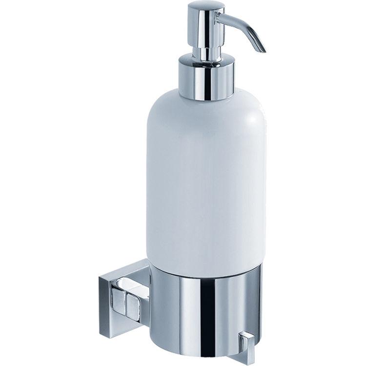 Kraus KEA-14461CH Kraus KEA-14461CH Aura Bathroom Wall-mounted Ceramic Lotion Dispenser