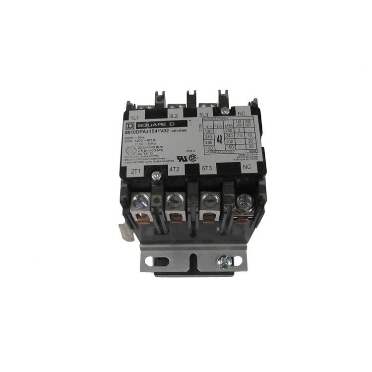 Valley 03E1848 VALLEY 03E1848 4 POLE CONTACTOR FOR 30/40 AMP