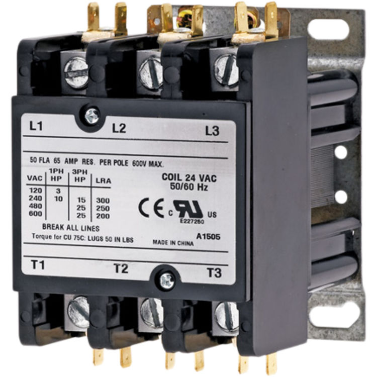 Partners Choice 01-0131 Partners Choice 01-0131 Contactor, 50A, 3P, 120V