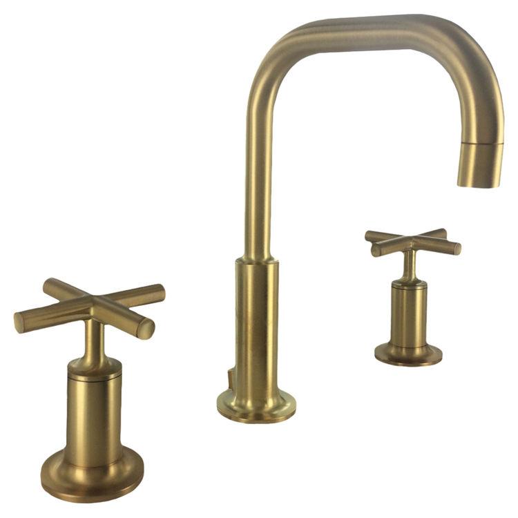 Kohler K 14406 3 Bgd Purist Widespread Bathroom Sink