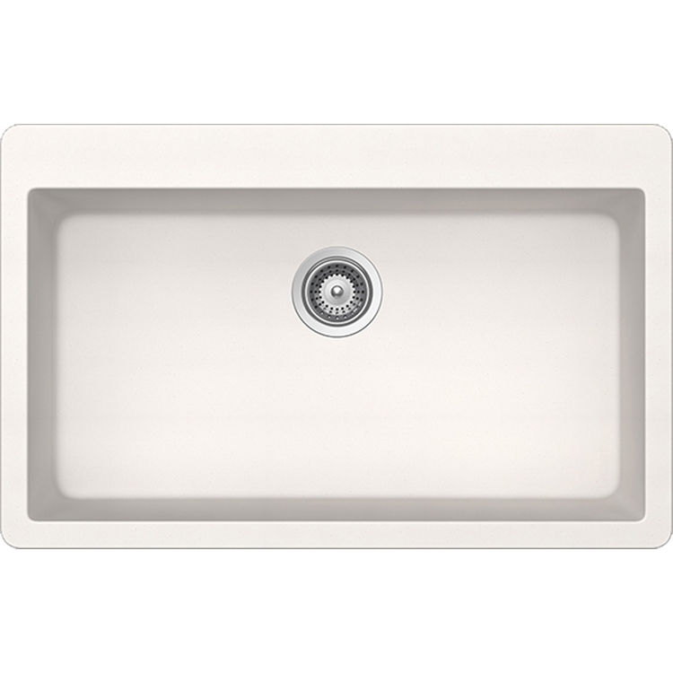 Schock MOTN100T099 Schock MOTN100T099 Polaris Montano-Series Topmount Large Single-Bowl Kitchen Sink