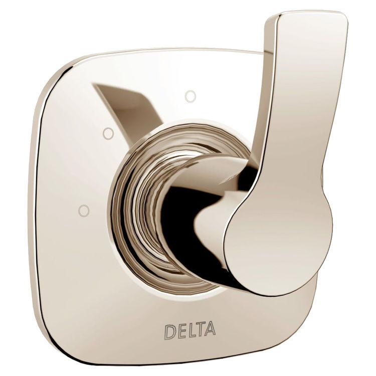 Delta T11852-PN Delta T11852-PN Polished Nickel Triple Function Diverter Trim
