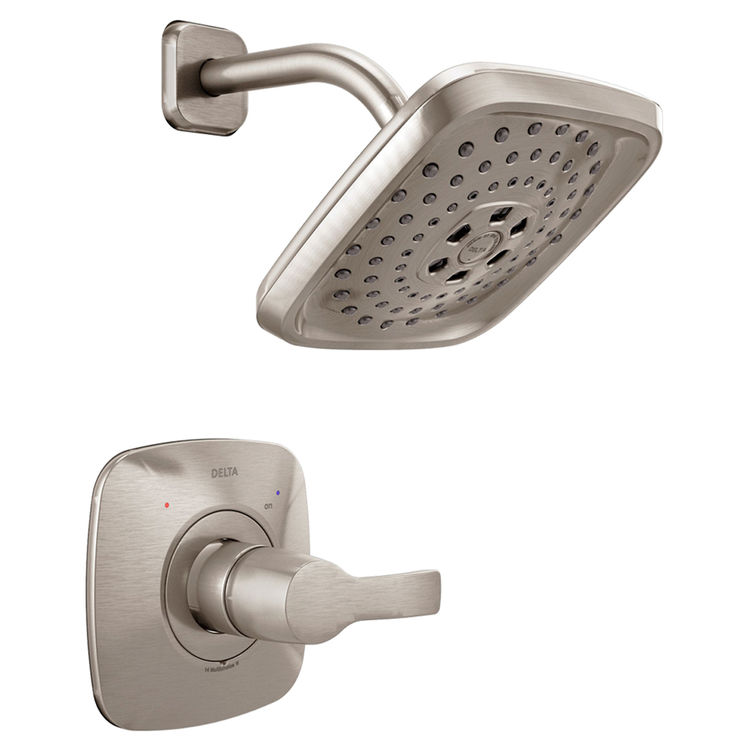 Delta T14252-SS Delta T14252-SS Stainless 14 Series Shower Only Trim