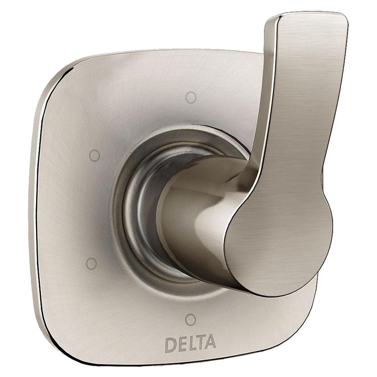 Delta T11952-SS Delta T11952-SS Stainless Six Function Diverter Trim