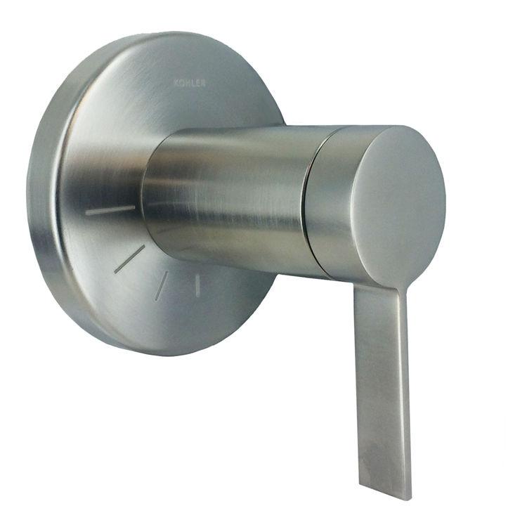 Kohler T10943-4-BN Kohler K-T10943-4-BN Brushed Nickel Stillness Valve Trim