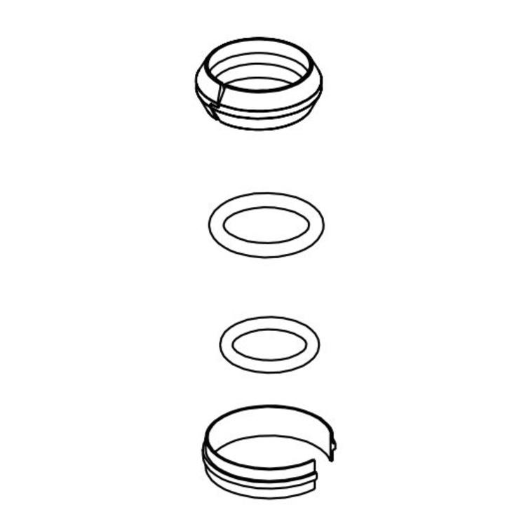 Delta RP81851 Delta RP81851 LORAIN Bushing and O-ring