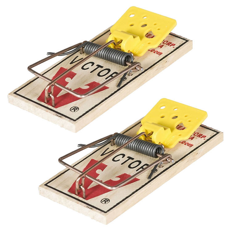 Woodstream M150 Mouse Trap