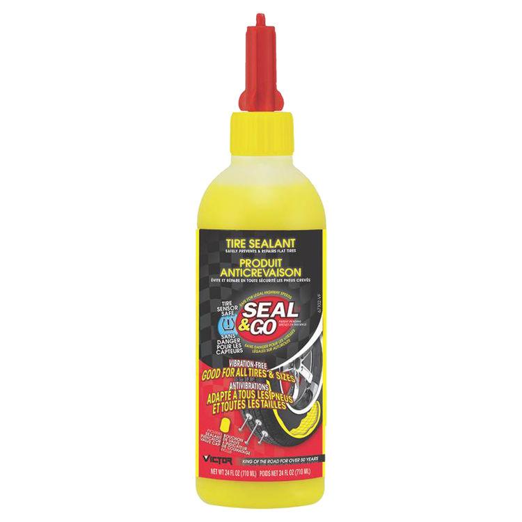 Victor 67102-VF Seal & Go 67102-VF Anti-Crevaison Tire Sealant, 24 oz