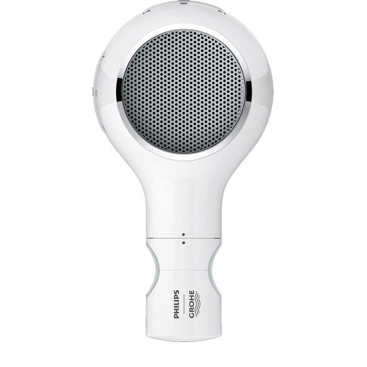 View 3 of Grohe 26270LV0 Grohe 26270LV0  Aquatunes Wireless Shower Speaker, White