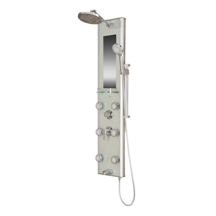 View 2 of Pulse 1013-GL Pulse 1013-GL Kihei II Shower System Select-A-Jet Features, 8