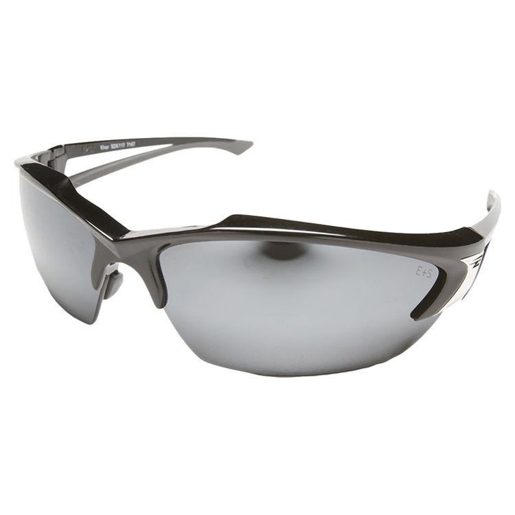 Edge SDK117 Edge SDK117 Black Khor Edge Safety Glasses Mirror Lens