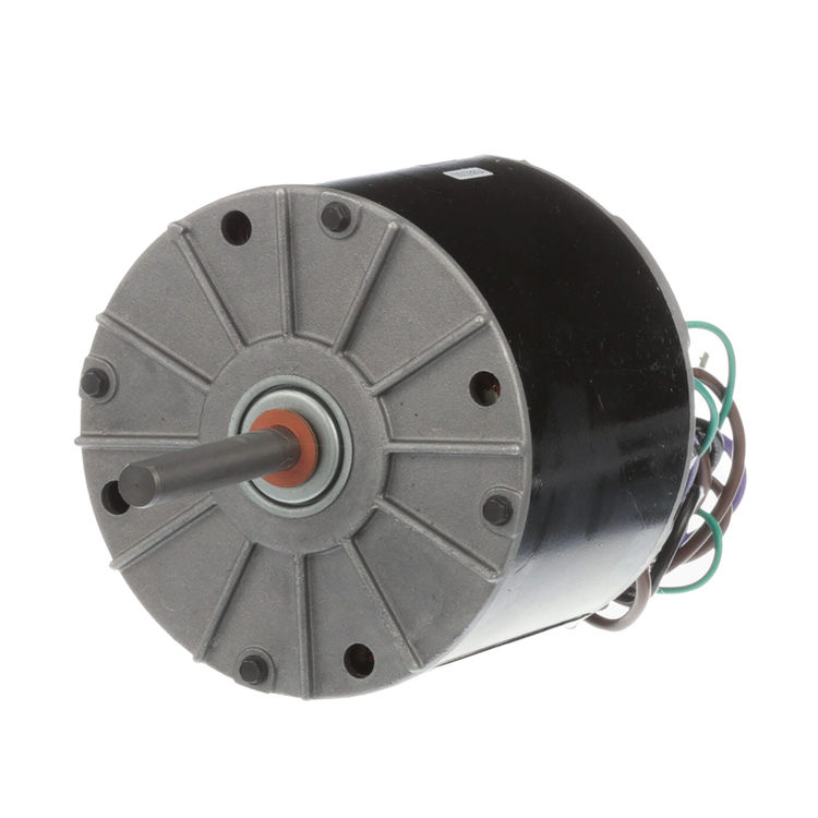 View 2 of Source1 S1-02425119000 Source 1 York S1-02425119000 Condenser Fan Motor - 1/4 HP, Single Speed