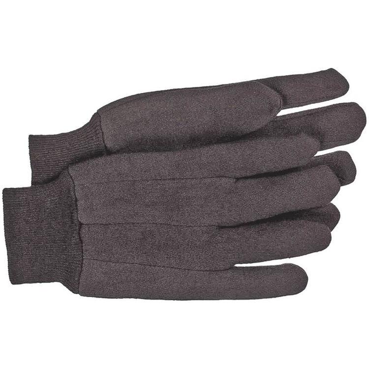 Boss 403L Boss 403L Large Brown Jersey Gloves