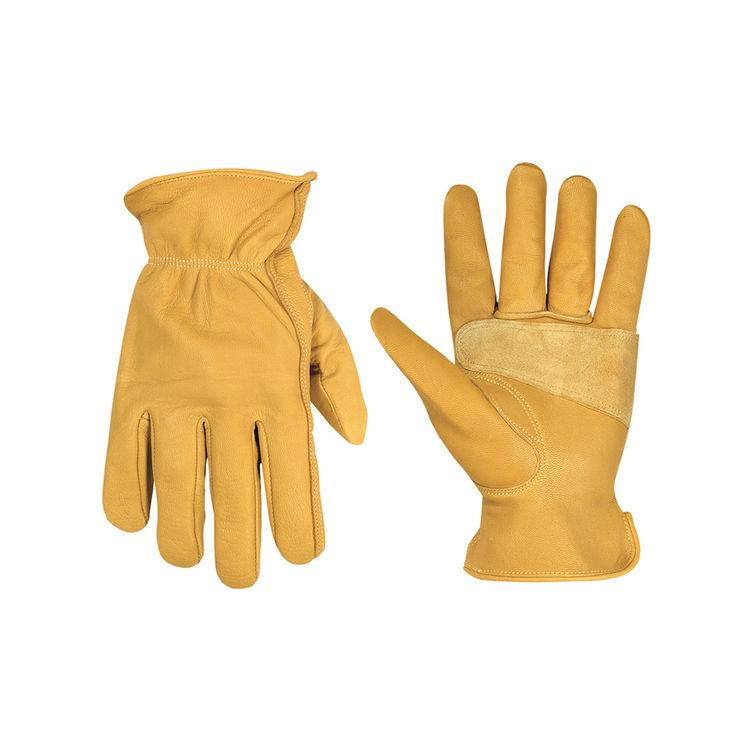 CLC 2060M CLC 2060M Medium Top Grain Goatskin Driver Work Gloves