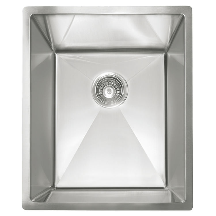 Franke PEX110-14 Franke PEX110-14 Single Bowl Undermount Stainless Undermount Sink - Stainless
