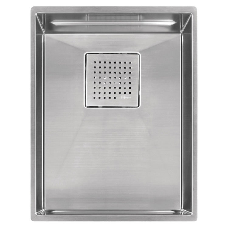Franke PKX11013 Franke PKX11013 Single Bowl Undermount Stainless Undermount Sink - Stainless