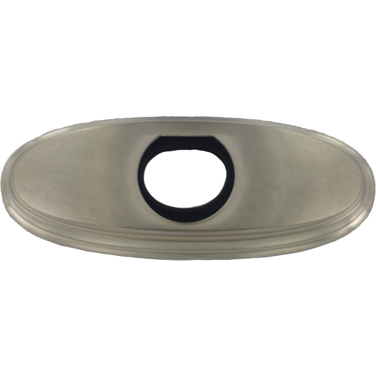 Moen 137399BN Moen 137399BN Part Deck Plate, Brushed Nickel