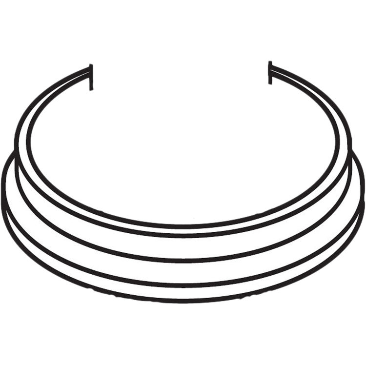 Moen 1193PW Moen 1193PW Part Trim Ring - Pewter