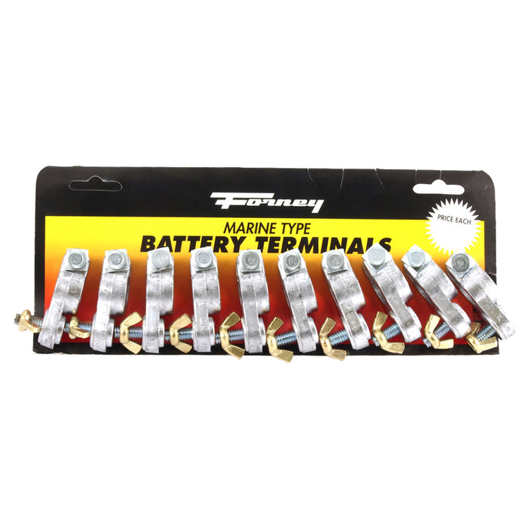 Forney 32277547872 Forney 54787 Terminals, Marine Post Type, 10/Card