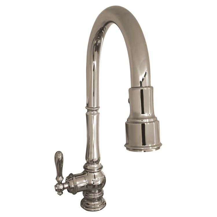 Kohler K-99259-SN Artifacts Pulldown Kitchen Sink Faucet - Polished Nickel