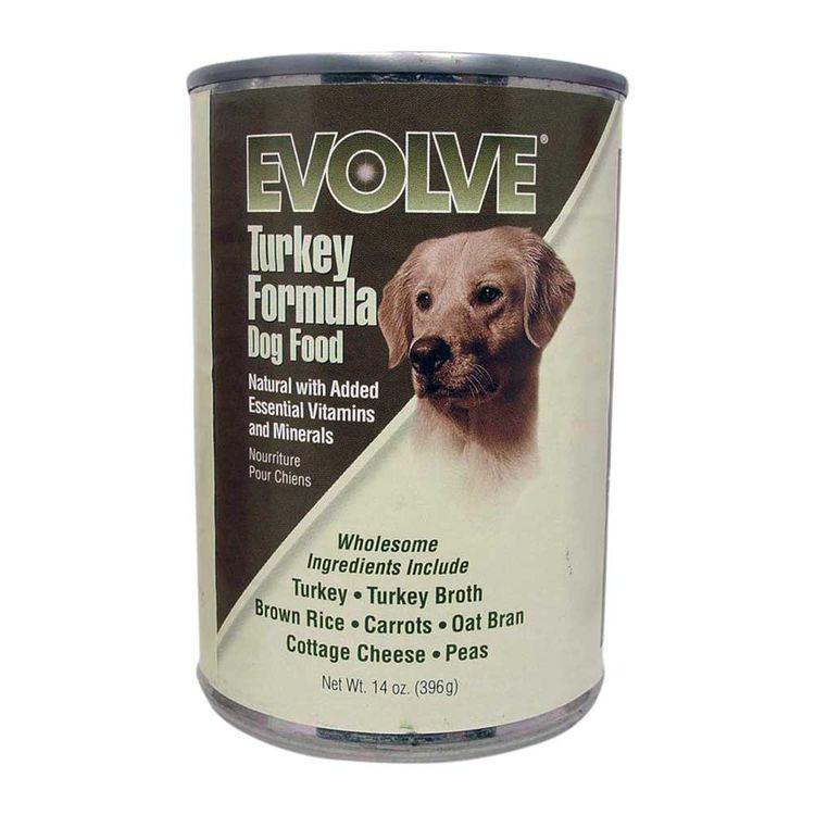 Sunshine Mills 6600152 Sunshine Mills 6600152 Evolve Dog Food, Canned, Turkey Formula, 14 Oz