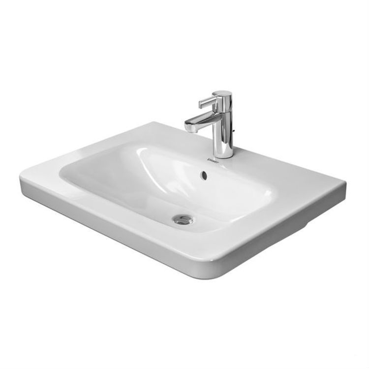 View 2 of Duravit 2320650000 Duravit 2320650000 DuraStyle 25 5/8