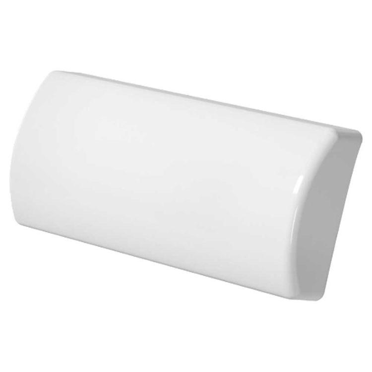 Duravit 790009000000000 Happy D 2 Headrest For Bathtub In White