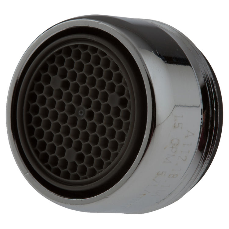 Delta Rp19754 1 2 Chrome Faucet Aerator Assembly