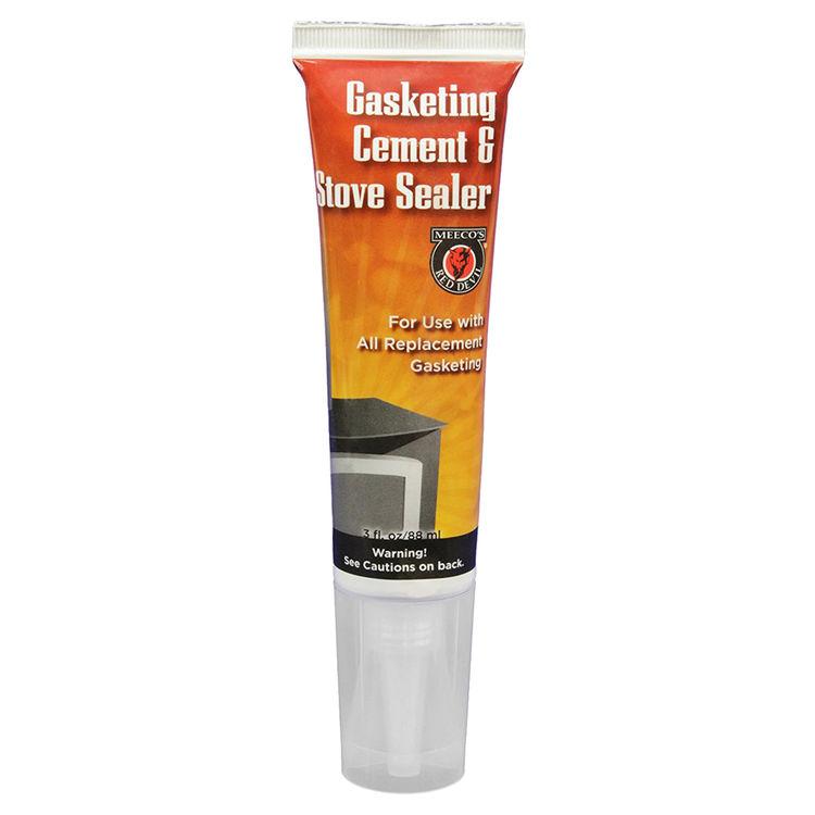 Meeco GLUE Meeco/Heat Safe Glue Stove Gasket Cement 3 OZ