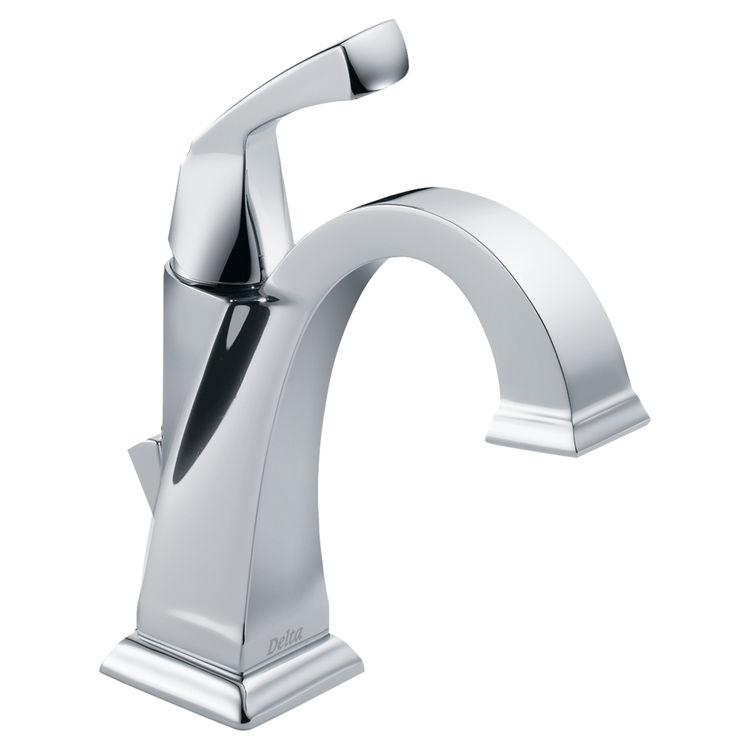 Delta 551-DST Delta 551-DST Dryden One Handle Lavatory Faucet - Chrome