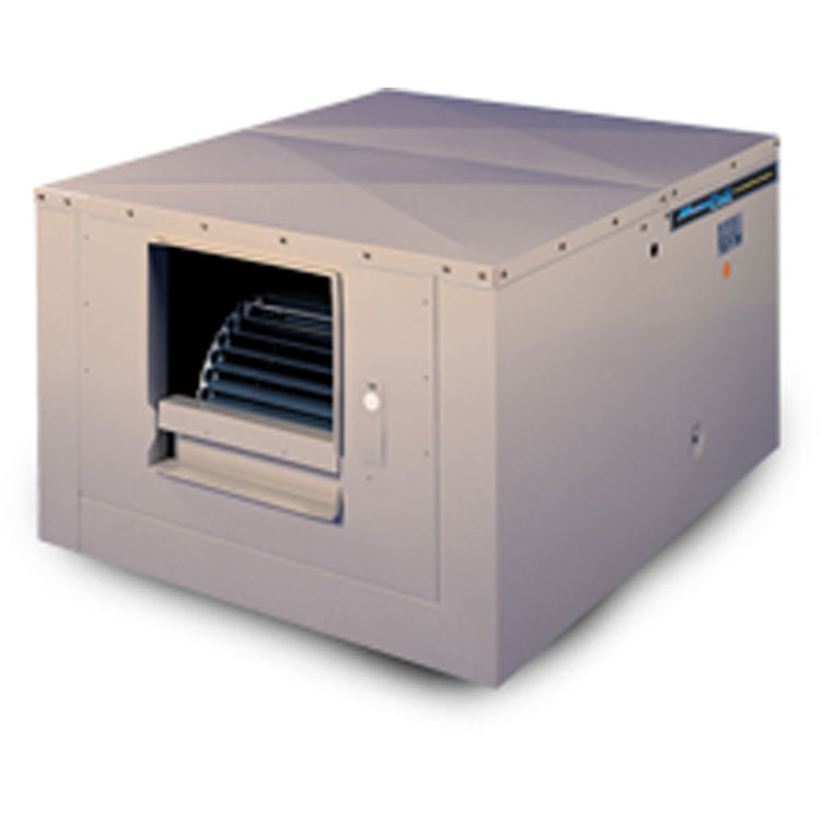 Evaporative Cooler Cabinet 5000 CFM Side Ultracool Swamp Cooler With Motor, Cord