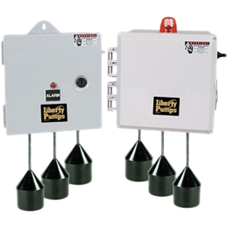 Liberty SX34=3-191 Liberty Pumps SX34=3-191 SX-Series Simplex Pump Control with Alarm