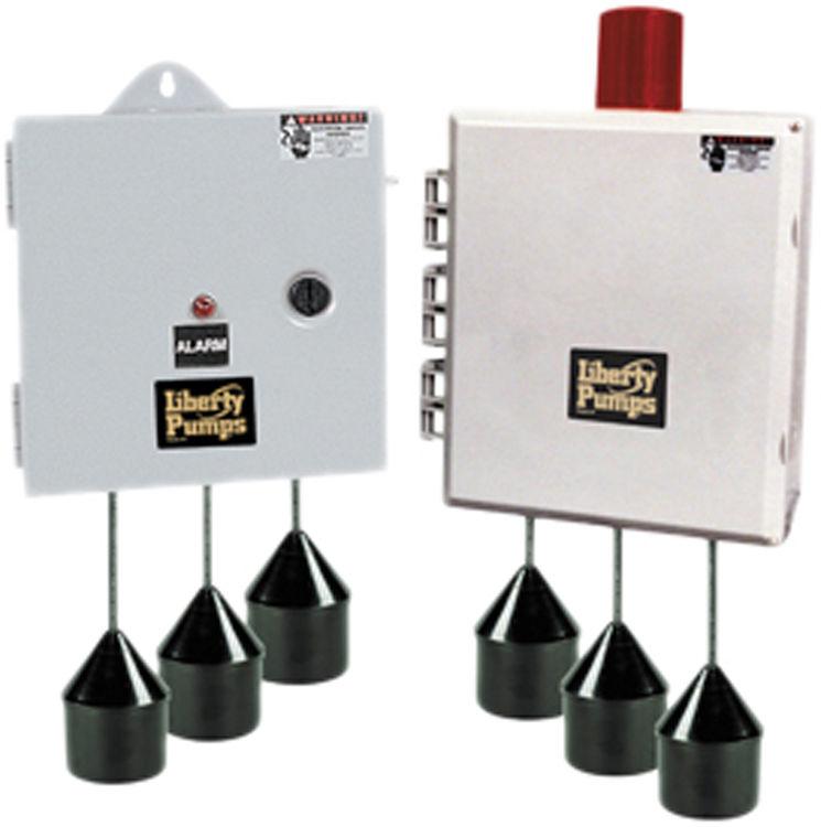 Liberty AE21L=3 Liberty Pumps AE21L=3 AE-Series Duplex Pump Control with Alarm