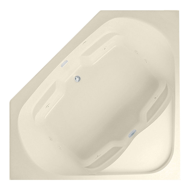 Aquatic 3860620V-BO Aquatic Bath 3860620-BO Bone 60