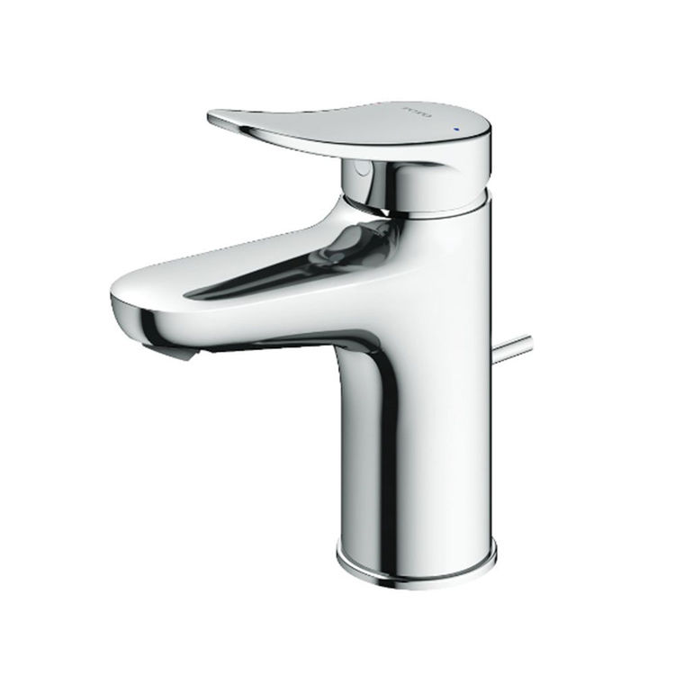 Toto TLS04301U#CP Toto TLS04301U#CP LF Single-Handle Lavatory Faucet - Polished Chrome, 1.2 gpm