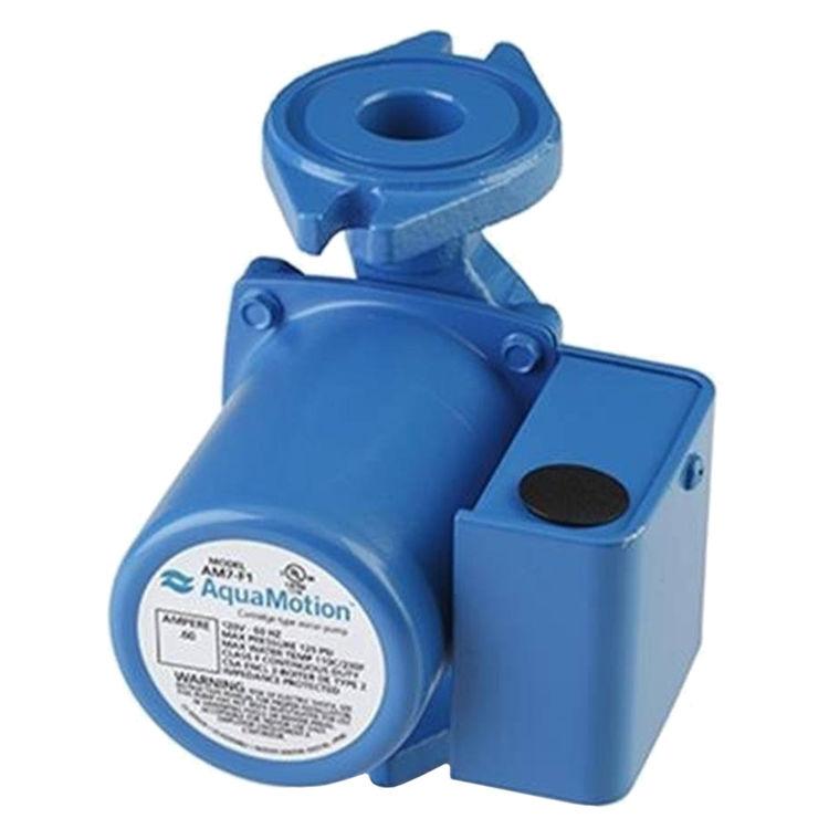 View 3 of Aquamotion AM7-F1 AquaMotion AM7-F1 Circulator Pump, Cast Iron