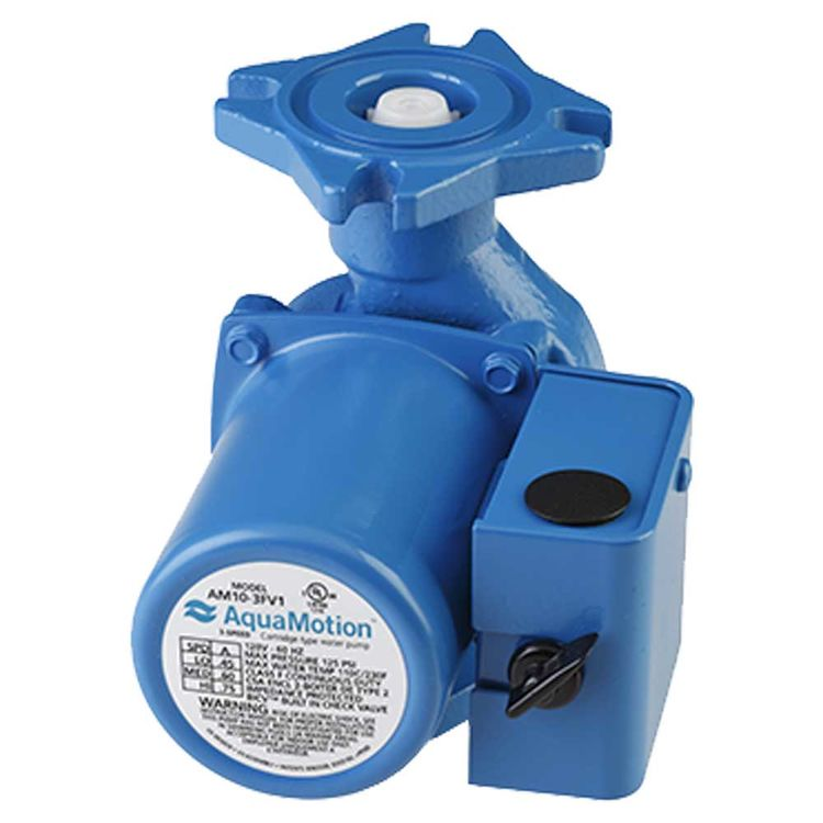 Aquamotion AM10-3FV1 AquaMotion AM10-3FV1 Cast Iron Circulator Pump
