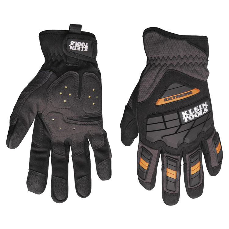 Klein 40217 KLEIN 40217 JOURNEYMAN EXTREME GLOVES, M