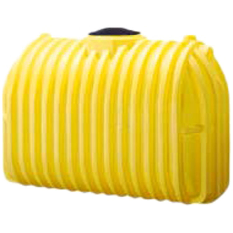Norwesco Fluid 41741 Norwesco 41741 1250 Gallon Yellow Septic Tank Single Compartment
