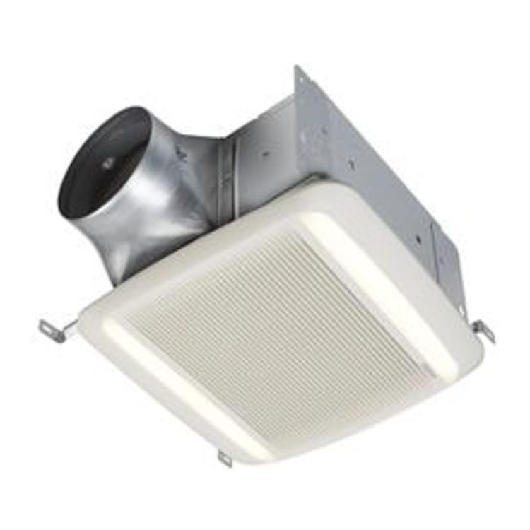 BROAN QTXE110150DCL QTDC 110/130/150 CFM Bathroom Exhaust ...