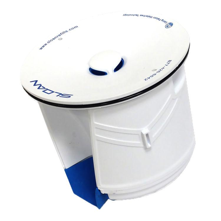 Sloan 1001555 Sloan WES-155 Waterfree Urinal Cartridges (32 Pack) - Sloan 1001555