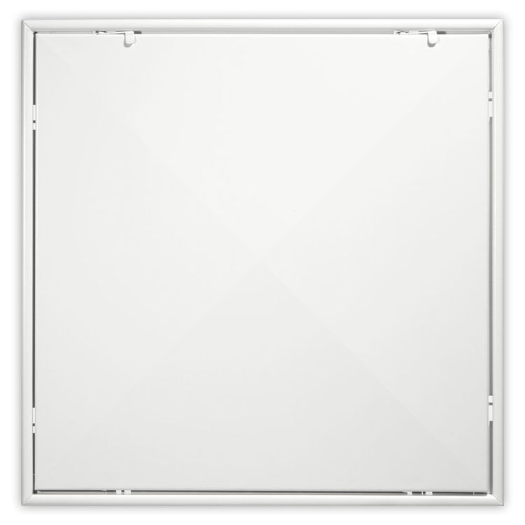 View 3 of Shoemaker AD-40X24 40X24 Soft White Access Door (Steel) - Shoemaker AD Series