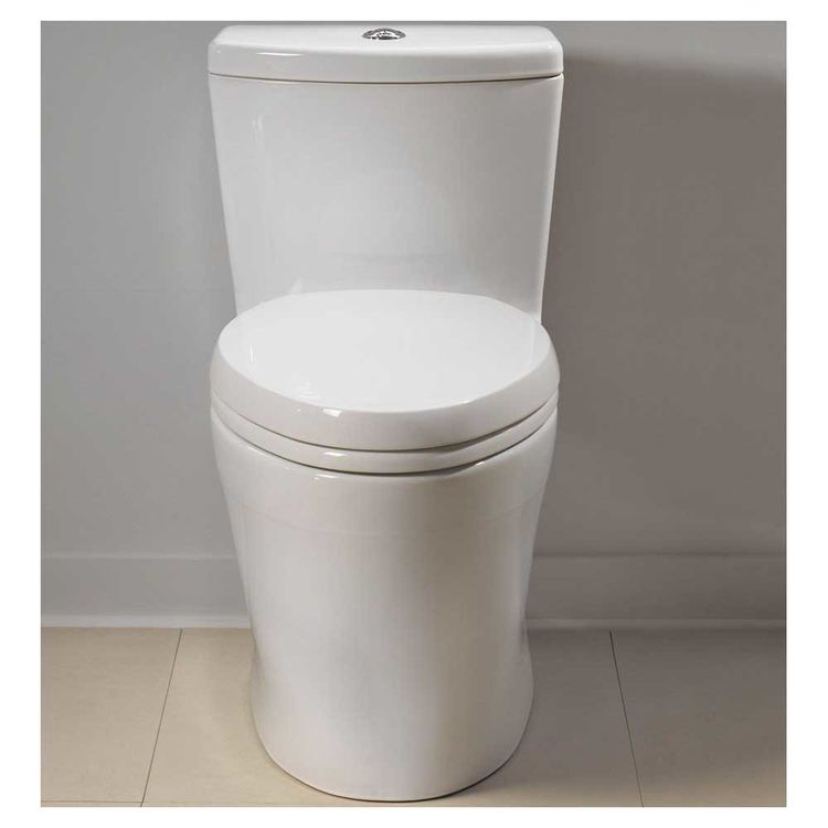 View 9 of Toto MS654114MF#01 Toto MS654114MF#01 Aquia One-Piece Dual Flush Elongated Toilet, 1.6 GPF and 0.9 GPF - Cotton White