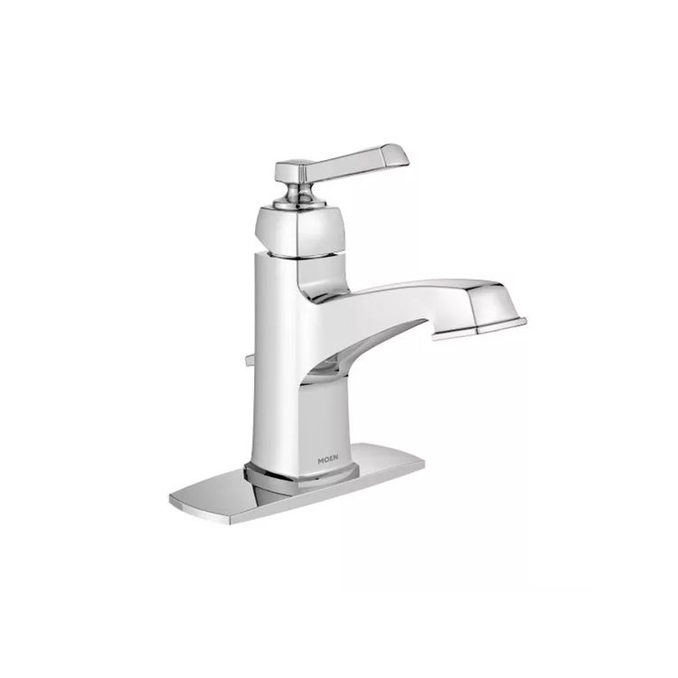 Moen 6200 Chrome Boardwalk One Handle Lavatory Faucet